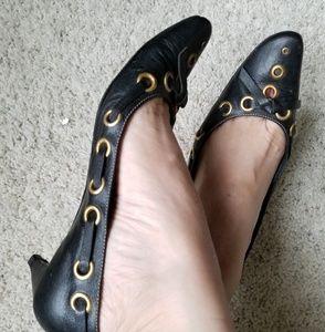 Prada Leather Shoes Size 39